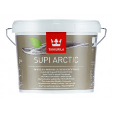 Перламутровый защитный состав для сауны Supi Arctic