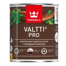 Защитная глянцевая лазурь Tikkurila Valtti PRO