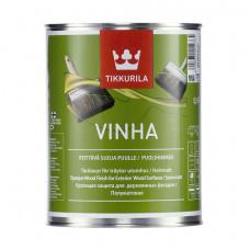 Кроющий антисептик для деревянных фасадов Vinha