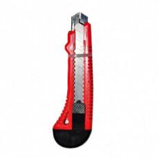 Нож BARTEX 18*100мм пластм мет.напр 150мм СН-548