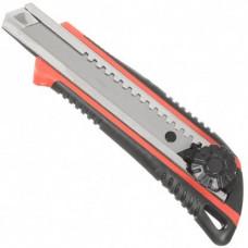 Нож BARTEX 18*100мм пластм обрезин. 165мм UK-082