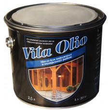 Масло для наружных и внутренних работ Vita olio бесцветное