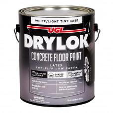 Краска для бетонных полов Draylok на латексной основе