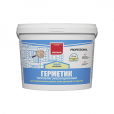 Герметик Neomid wood professional по деревянным поверхностям, цвет-сосна