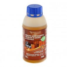 Масло Goodhim S210 для защиты полок в бане и сауне
