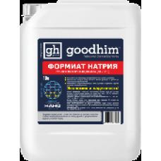 Goodhim ФН-25% Формиат натрия противоморозная добавка