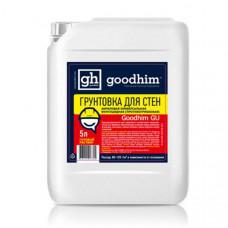 Грунтовка акриловая с антисептиком Goodhim GU