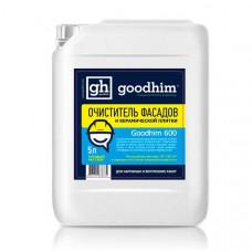 Очиститель фасадов Goodhim 600 (1:5)
