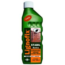 Lignofix Stabil Extra - антисептик для древесины коричневый