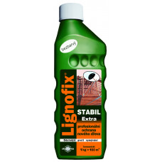 Lignofix Stabil Extra - антисептик для древесины бесцветный