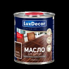 LuxDecor Premium Масло для дерева