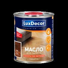 LuxDecor Premium Масло для паркетов