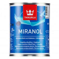 Miranol - декоративная краска с эффектом металлик