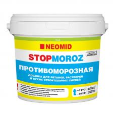 Противоморозная добавка Neomid Stop Moroz