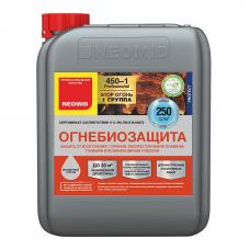 Огнебиозащита Neomid 450-1 (тонированный)