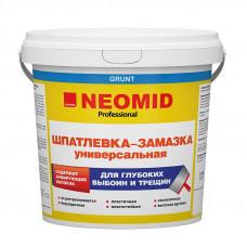 Шпатлевка для выбоин и трещин  Neomid универсальная