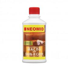 Масло Neomid для бань и саун