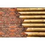 Отличие деревянного дома от кирпичного