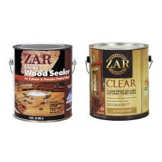 Zar Бесцветное палубное масло Clear Wood Sealer