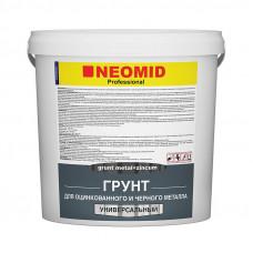 Грунт для металла Neomid