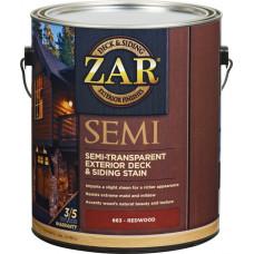 Zar Полупрозрачное масло D&S Stain Semi Transparen